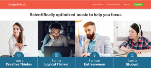 Be more productive with music