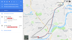 Google Maps: The Easy Way To Use Public Transport • Dotto Tech