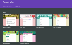 Google Forms Templates | Create Gorgeous Forms With Google Forms Dotto Tech