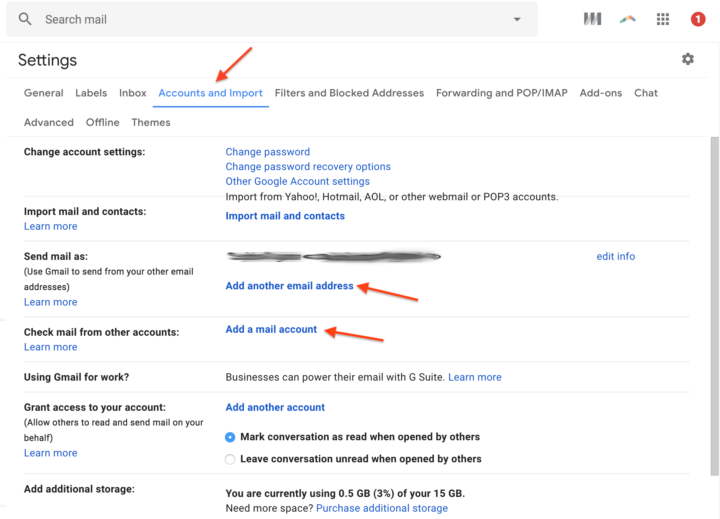 How to Sync Other Email Accounts to Your Gmail Inbox • Dotto