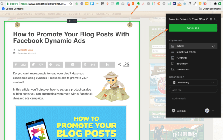 Discover These 3 Powerful Evernote Features and Watch Your
