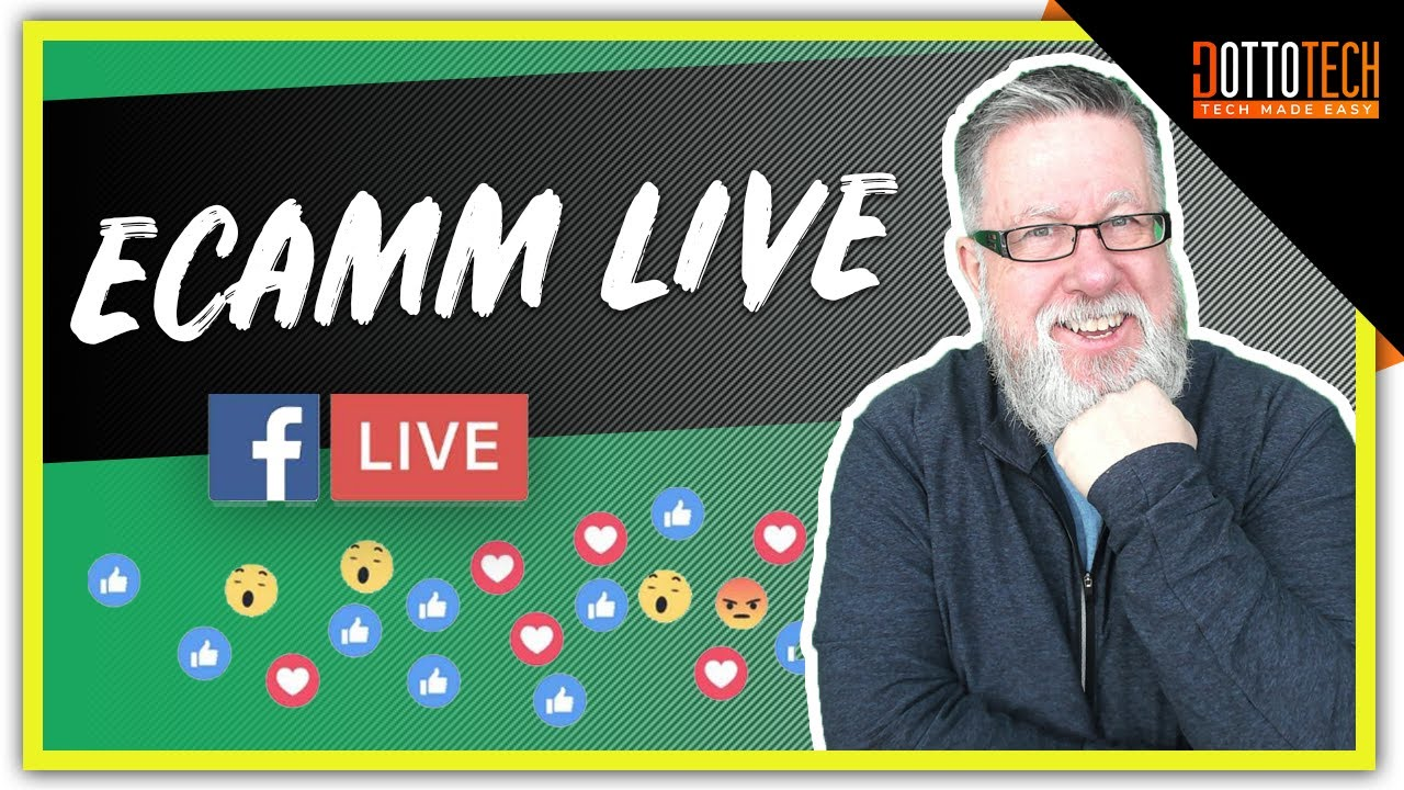Ecamm Live - Turn Your Home Office Into a Live Streaming Studio