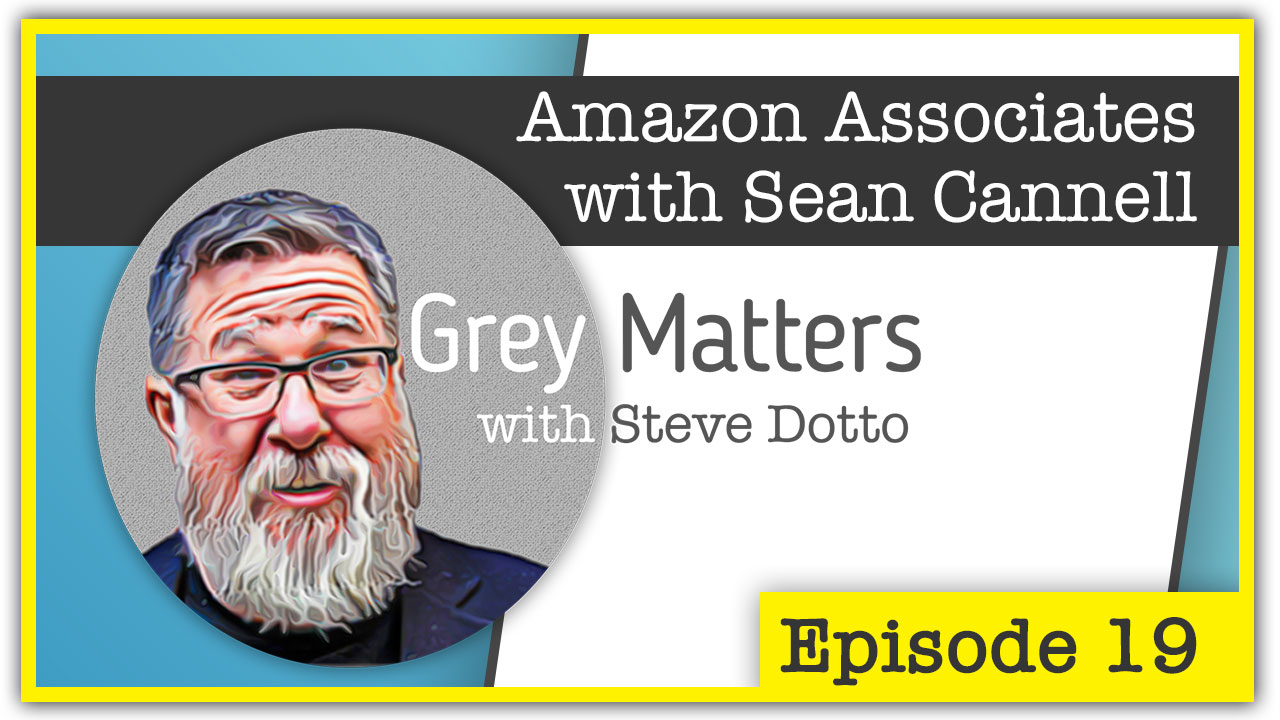 GM19 - Amazon Associates Program, with Sean Cannell
