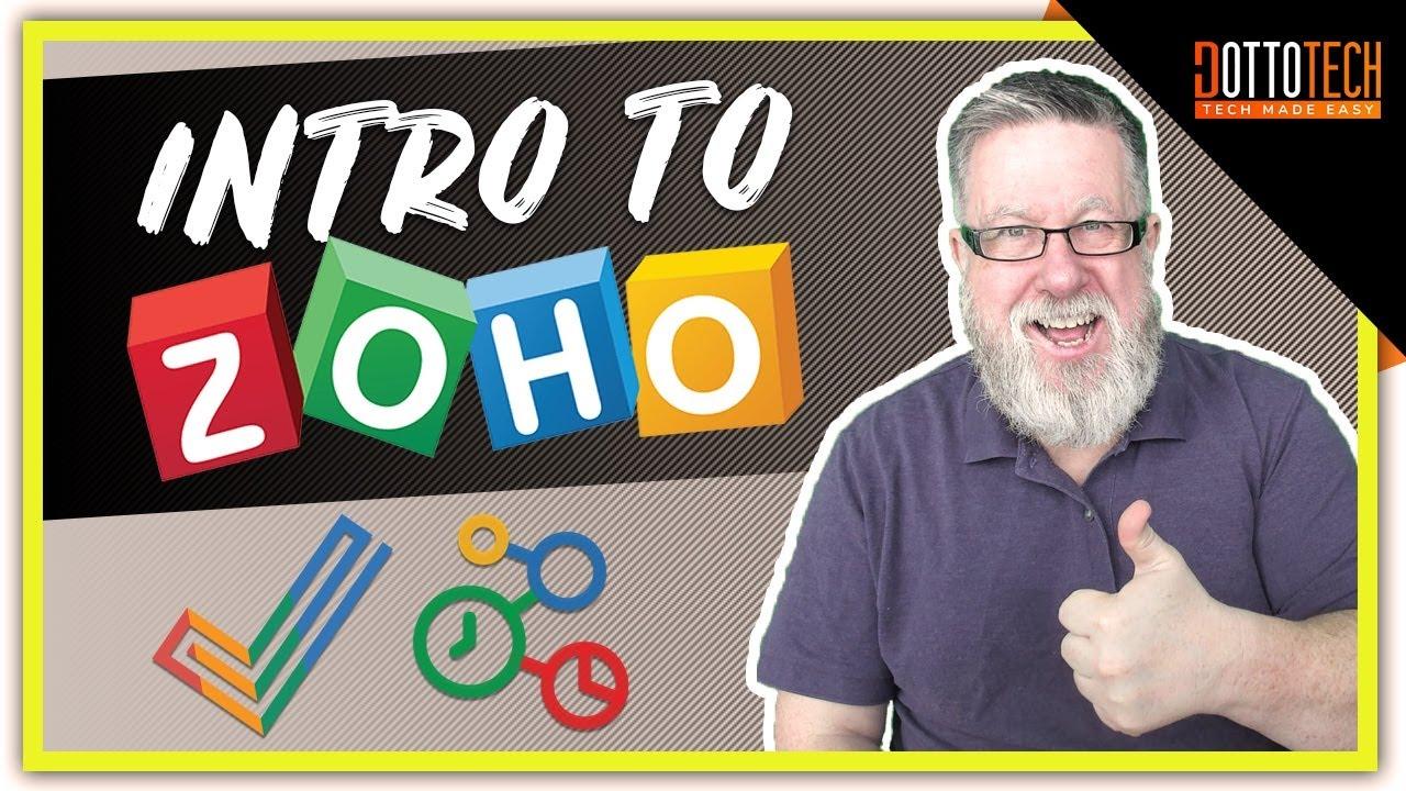 Google Drive Alternative, Zoho