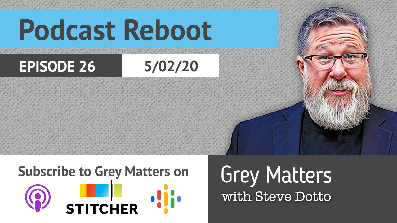 Podcast Reboot - GM 26