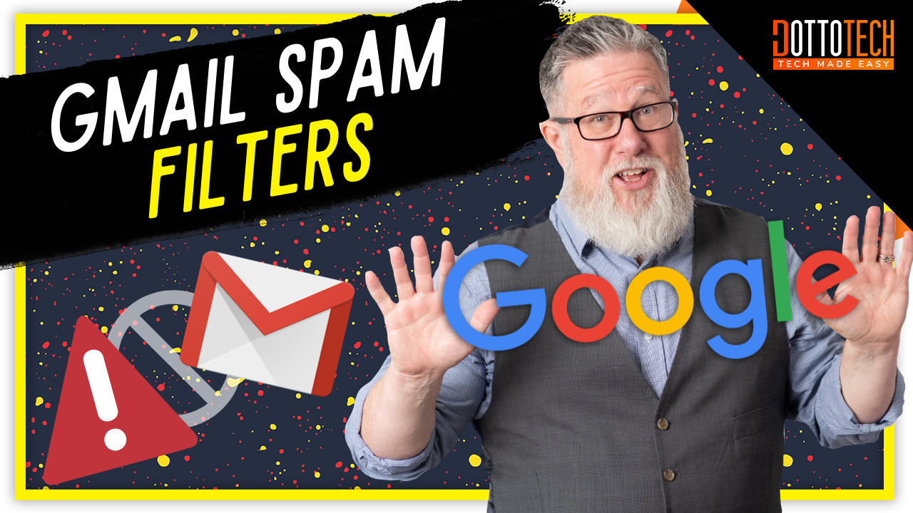 GMail Spam Filters & Whitelisting