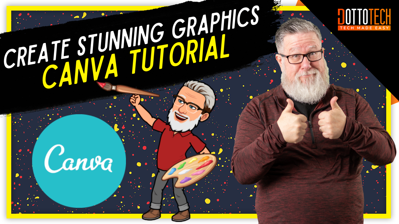 Canva: How to Create Stunning Graphics Easily Without Design Skills