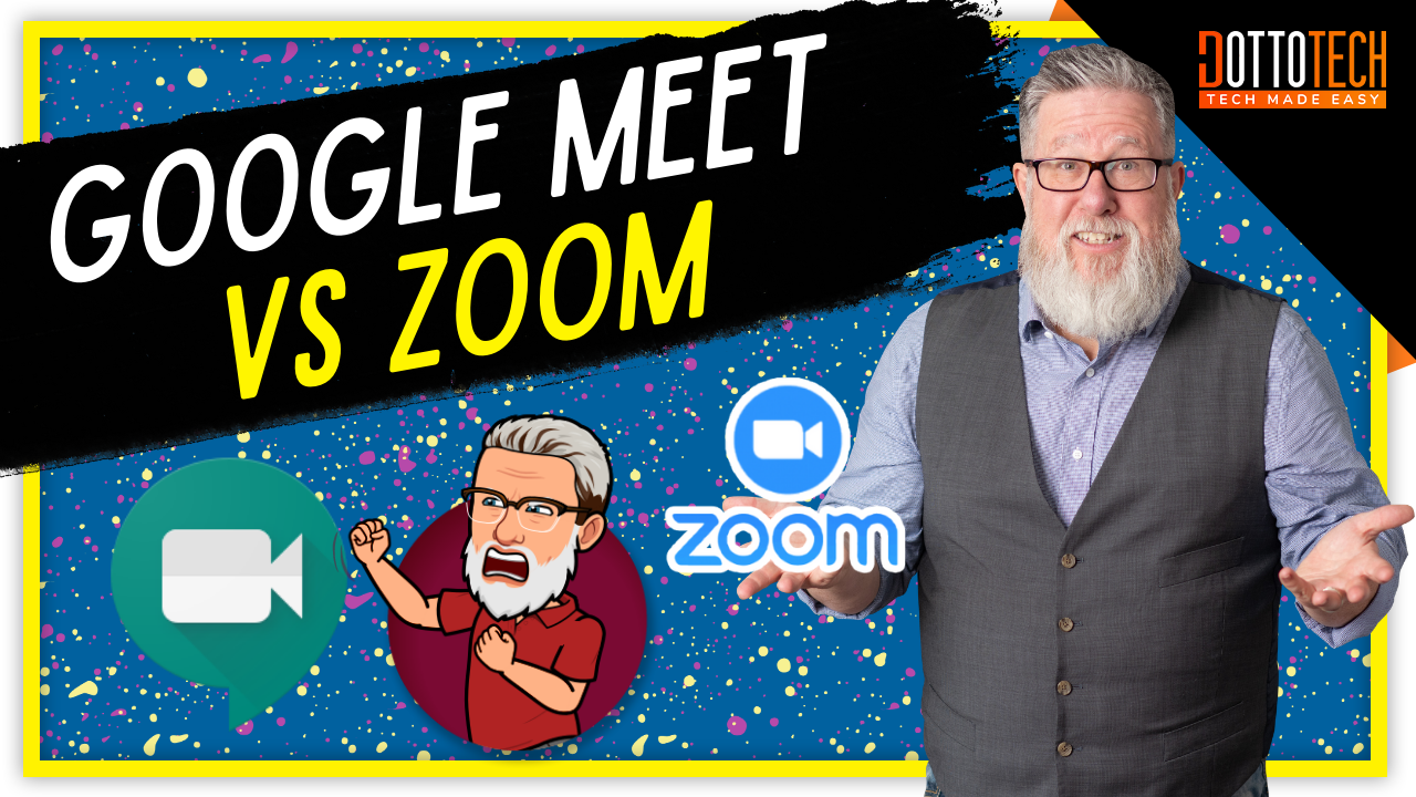 Google Meet vs Zoom: Which Video Conferencing App Should You Use?