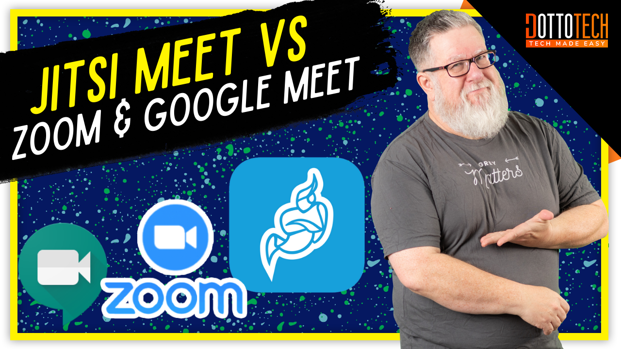 Jitsi Meet vs Zoom and Google Meet: Is Open Source Better?