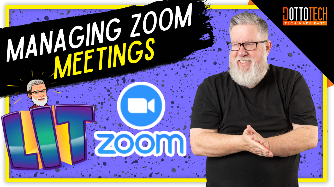 Zoom Meetings - Polling, Non-Verbal Responses and Breakout Rooms