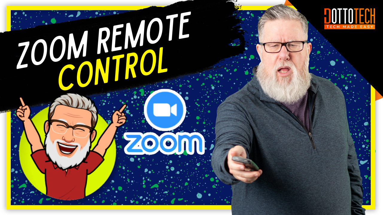 Zoom Remote Control: Makes Support as Easy as 1-2-3!