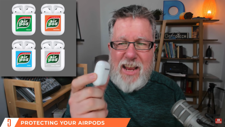 13 - Protecting Your Airpods