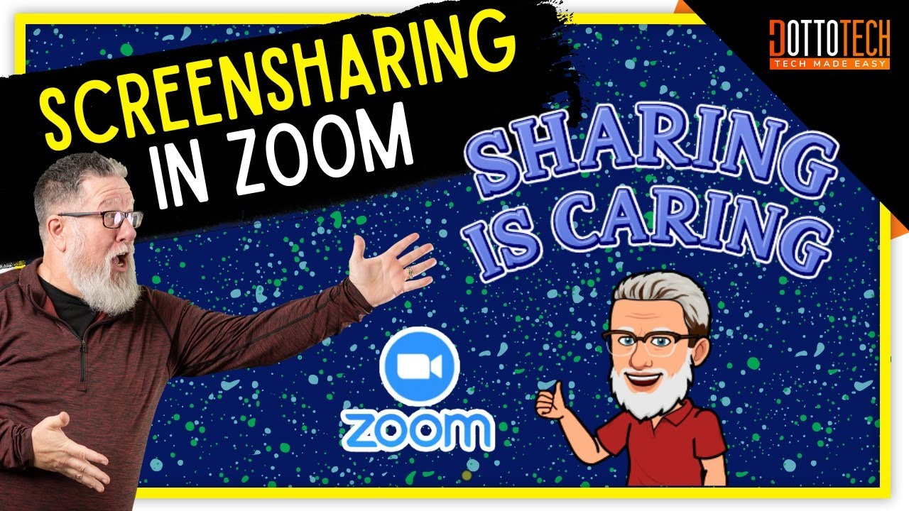 zoom screen sharing