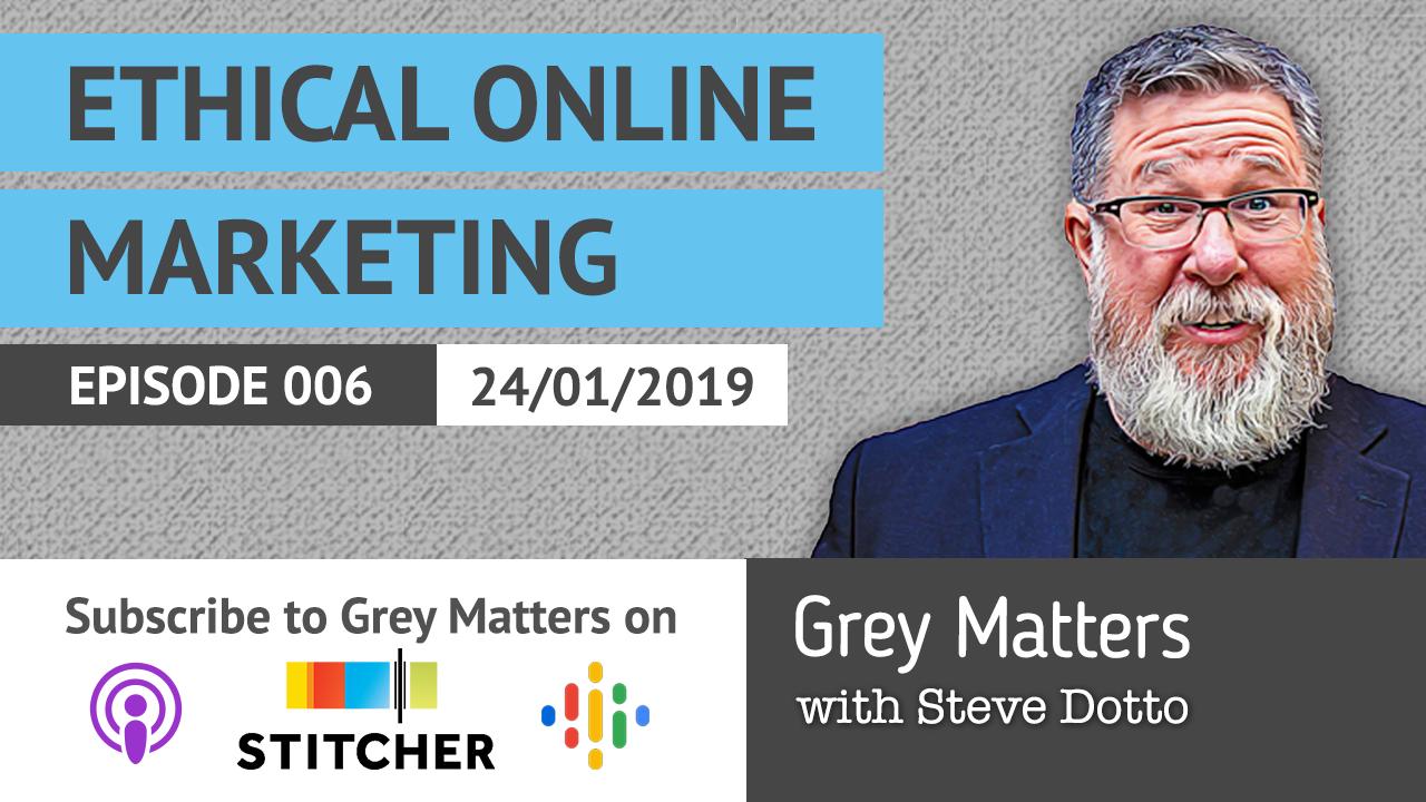 Digital Marketing Strategy: Ethical Online Marketing