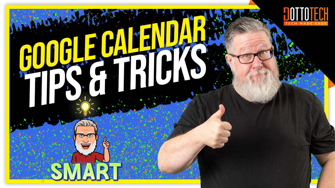 Productivity Hacks to Make The Most Out of Google Calendar
