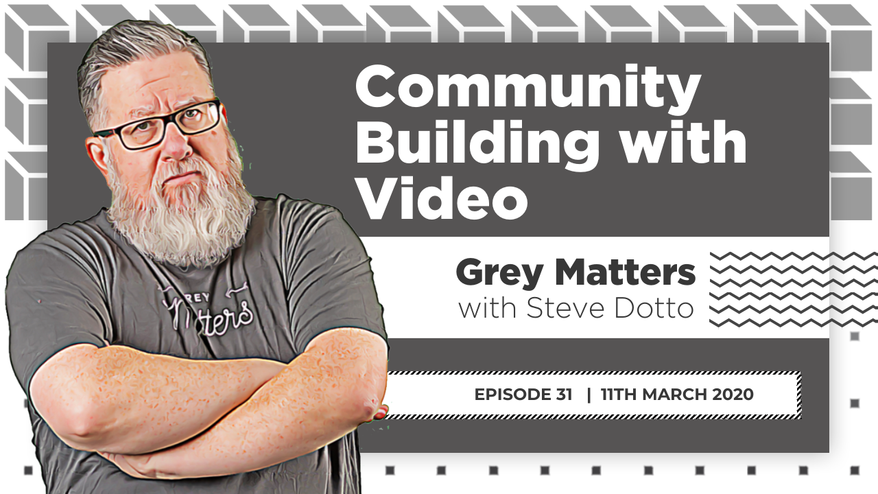 GM31 - Community Building with Video