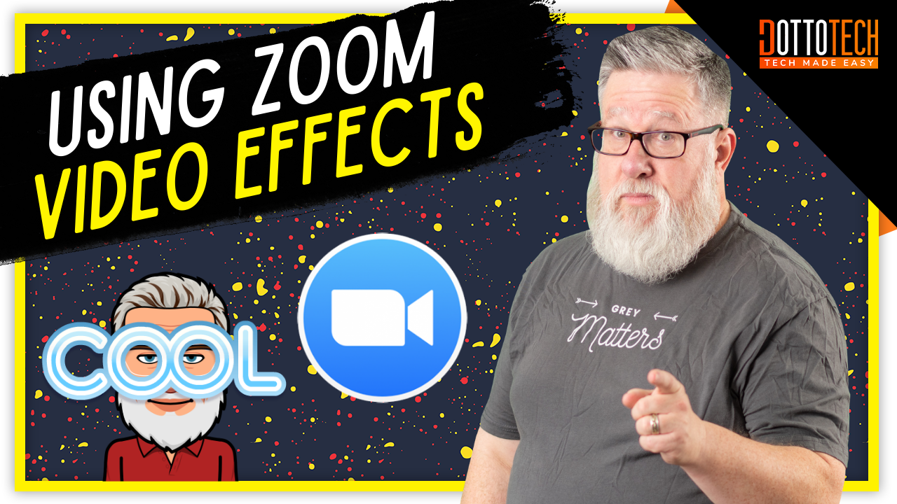 Zoom Conferencing: Professional-Looking Green Screen Tutorial