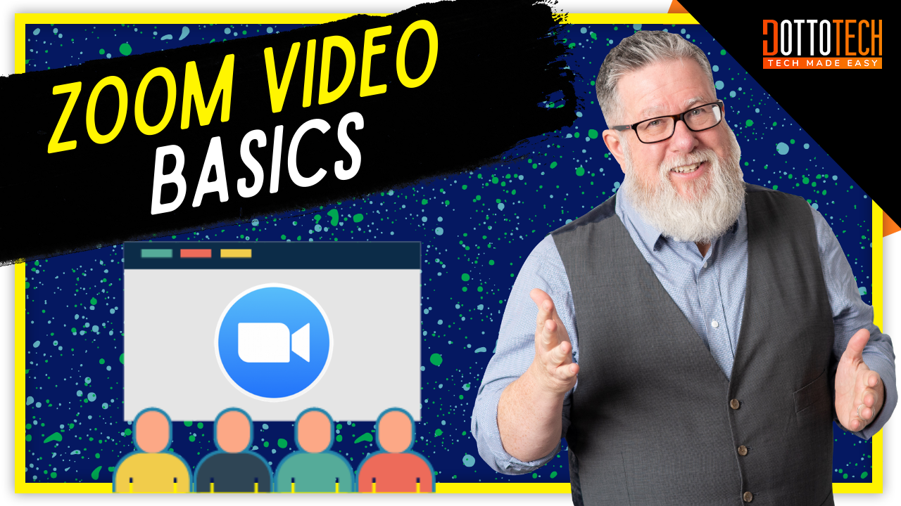 Zoom Meeting Basics: A Step-By-Step Video Conferencing Tutorial - Using Zoom for Classes and Meetings