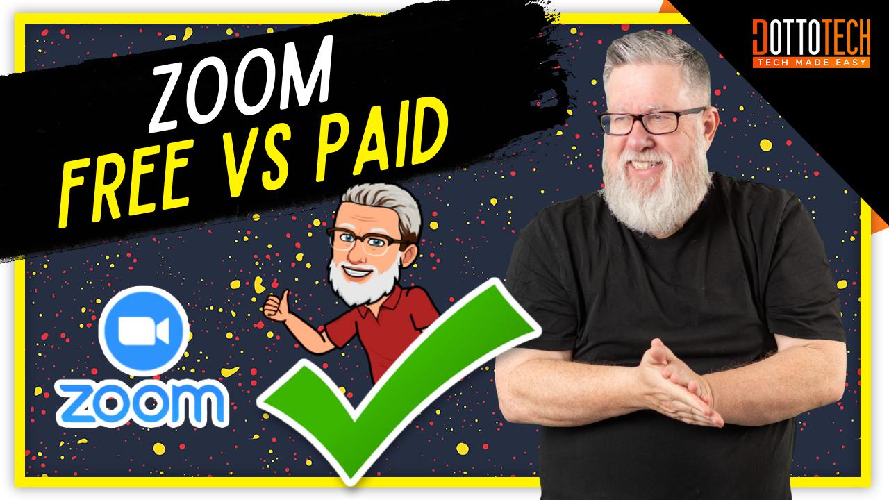 Zoom Free (Basic) vs. Pro: Should You Upgrade?