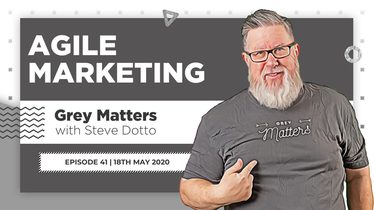 Digital Marketing Strategy: Agile Marketing w/ Ryan McKenzie