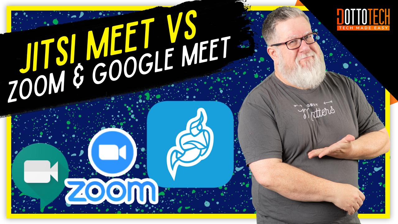 Online Meeting Software: Is Jitsi Meet Better Than Zoom?
