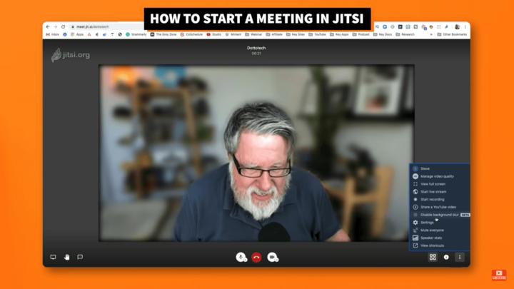 How do i use jitsi meet